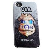 iPhone 4 van de Stijl van de CIA Geval