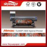 Принтер Направлять-к-Тканья Формы Сублимации Mimaki Tx300p-1800 Широкий