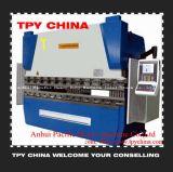Freno servo hidráulico de la prensa de la placa de acero del Nc-Control de la serie de WC67Y