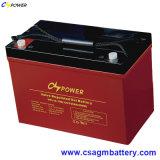China-Gel-Batterie 12V 200ah für Solaraufladeeinheits-Controller