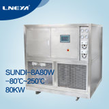 Enfriadores refrigerados por agua industrial Sundi80W-8A