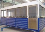 機密保護の家のための移動式プレハブの輸送箱
