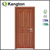 Porta do PVC do MDF da alta qualidade para o quarto (porta do PVC do MDF)