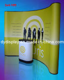 Comité van pvc Magnetische Curvy Shape Pop-up Banner (PU-01-A)