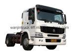 4X2 de Vrachtwagen van de Tractor HOWO/de Vrachtwagen van de Aanhangwagen