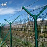O zoneamento de malha de arame para Airport