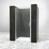 Хромированный алюминиевый профиль сдвижной стеклянной душевой экран Нано покрытие