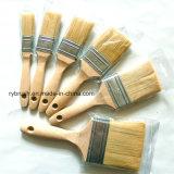 성격 나무로 되는 손잡이를 가진 머리 브러쉬 및 페인트를 위한 Pet/PBT 필라멘트