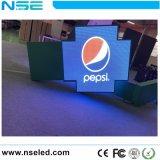 Double côté Piscine P6mm Crosss écran LED de la pharmacie