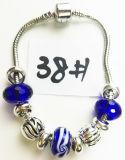 Armband Ref van de Charme DIY van vrouwen de Echte Zilveren Geplateerde Met de hand gemaakte: P 038