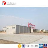 Snel bouw het PrefabHuis van de Container voor Bureau