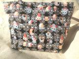 Saco de ombro com lona moda praia bag Owl Saco do aluno