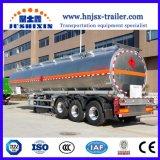 Saso Adrの点アルミニウム半燃料タンクのトレーラー42000リットルの