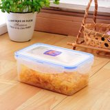 Space-Saving Set off 3 Storage Containers, Nested Food Storage