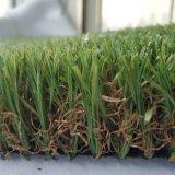 Erba artificiale del tappeto erboso falso di alta qualità per la decorazione domestica