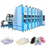 Calzado deportivo Oriente Suela en EVA que hace la máquina
