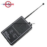 El uso de múltiples Bug RF Detector con lente de la pantalla acústica Superhighly Buscador de sensibilidad del detector de señal inalámbrica la exposición de la cámara del dispositivo Anti-Spy