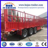 通用口が付いている新しい半Muiti機能棒の貨物トラックのトレーラー