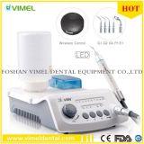 À ultrasons sans fil dentaire Scaler+ Handpiece Approvisionnement en eau amovible à LED