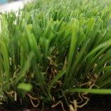 Migliore tappeto erboso del prato inglese di falsificazione di qualità che modific il terrenoare erba artificiale