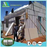 Économies d'énergie Matériau mural Panneau sandwich de ciment EPS avec la technologie de première classe