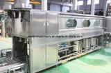 Totalmente automático de barril de 5 galones de agua pura línea de producción/máquina de llenado