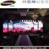 Pleine couleur P4.81 Affichage LED intérieure pour la location, de la scène, des événements