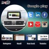 Interfaccia di percorso del Android 6.0 per la berlina 2014-2018, video integrazione di Mazda 3