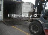 يغلفن يغضّن فولاذ تسقيف صفح مموّن في إقليم معرض