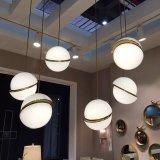Illuminazione Pendant di Leebroom della sfera moderna decorativa della lampada Pendant