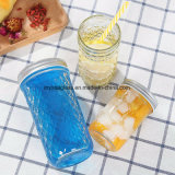 Bottiglia bevente della bevanda di Fabbrica-Dirigere-Vendita di muratore della spremuta di vetro del vaso