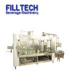 Le thé de jus de fruits Boissons personnalisés boisson liquide chaud usine d'emballage de remplissage pour bouteille PET