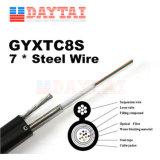 Antenne Gyxtc autoportant8s de câble à fibre optique