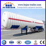 La Chine prix d'usine Personnalisé 3 réservoir de Gaz de GNL d'essieu semi-remorque de camion pour la vente