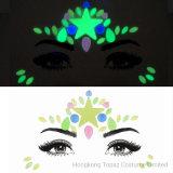 O neon fluorescente face a face da Gems Jóias Autocolante para música Festas de Casamento (TP série néon)