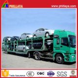 Eixos de transporte automático Veículo 2/3 semi reboque do carro