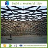 강철 구조물 주차 천막과 공장 헛간 디자인