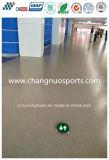 Plancher de construction résistant et résistant aux couleurs, sol en caoutchouc sans soudure