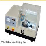 Syj-200 sierra de corte de precisión
