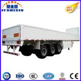 precio de fábrica 3ejes muro/valla lateral/Dropside a Granel/camión/Camión Utilitario Tractor remolque semi