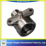CNCのコンポーネントのステンレス鋼の機械化の部品
