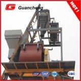 Máquina grande portátil do misturador concreto da capacidade Js1000 com 1000L