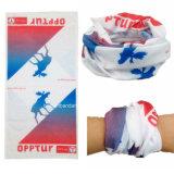 OEM paste de Chinese Goedkope Polyester van de Opbrengst Afgedrukte Sjaal aan