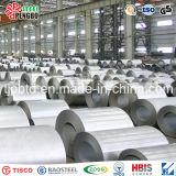 Tamaños de techos de metal Prepainted Galvalume Steel Coil