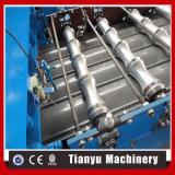 機械を形作る艶をかけられたステップカラー屋根瓦シートの圧延