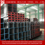 Tubo de acero galvanizado ERW para el material de construcción