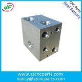 Cnc-Prägeteile, CNC, der die Prozessteile gebildet vom Aluminium/vom Stahl/vom Messing maschinell bearbeitet