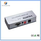 2 produrre le risoluzioni di sostegni del divisore di HDMI 2.0 fino ultra a HD 4k