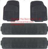 (Bt-1014) Belüftung-Auto-Matte/GummiMat/3PCS Auto-Matten-/Auto-Fußboden-Matten