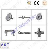 ステンレス鋼の/Aluminum/Forgingの部品の冷たい造られた電気接続の部品